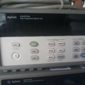 Agilent 34970A Data Acquisition System W /34902A
