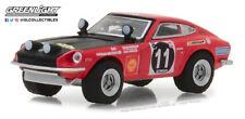 Greenlight 1:64 Tokyo Torque 1971 Datsun Safari Z #11 East African Safari Rally
