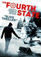 The Fourth State DVD (2013) NEW