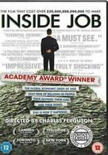 INSIDE JOB - DVD - REGION 2 UK