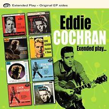 Eddie Cochran Extended Play 30 Original EP Sides C'mon Everybody Sometime blues