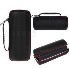 Portable Carry Case Zipper Cover Bag Box For Logitech UE MegaBOOM 360º Speaker
