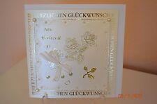 Karten,Grußkarten,Papier,Geschenk, Glückwunsch,Hochzeit,Goldenen Hochzeit