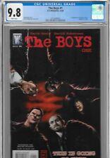 Boys 1 CGC 9.8 DC Wildstorm 1st Print AMAZON Garth Ennis Butcher Terror Hughie