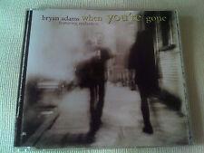 BRYAN ADAMS / MELANIE C - WHEN YOU'RE GONE - UK CD SINGLE