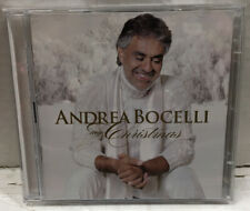 Andrea Bocelli My Christmas CD/DVD