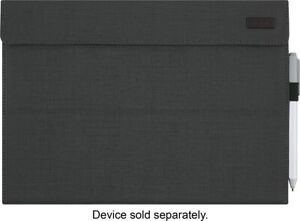 Tumi - Aston Wrap Folio Case for Microsoft Surface Pro 3 and Pro 4 - Gray