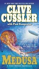 The NUMA Files: Medusa No. 8 by Clive Cussler and Paul Kemprecos (2010, Paperbac