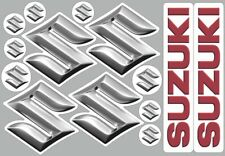 SUZUKI logo decal stickers
