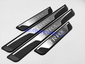 For Holden Trax Accessories Car Door Sill Protector Scuff Plate Sticker2013-2021