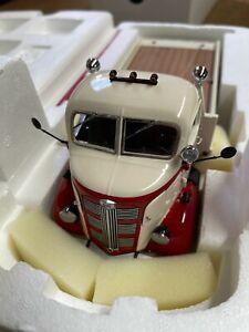 Danbury Mint 1938 GMC Car Carrier in Original Box MISSING COT...