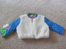 Vintage Jacket Fake Fur Quilted Saks Fifth Ave 12 Months