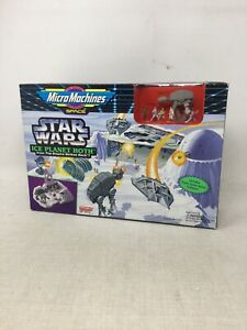 STAR WARS MICRO MACHINES ICE PLANET HOTH NISB 1994