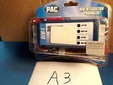 New listing Pac Aoem-Gm24 Gm 24-pin Premium Sound System Interface4 channel Rca output