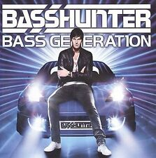 Bass Generation by Basshunter (Techno) (CD, Oct-2009, Ultra Records) New Sealed