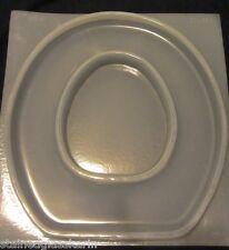 Resin Mold Toilet Seat Set Bathroom Set Embed Fun Items Commode Molds USA
