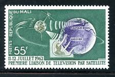 STAMP / TIMBRE DU MALI NEUF N° 42 ** TELECOMMUNICATIONS SPATIALES