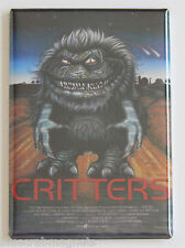 Critters FRIDGE MAGNET (2 x 3 inches) movie poster