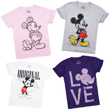 Disney - Mickey Mouse - Official Licensed - Girls - T-shirts