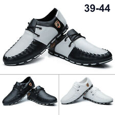 Men's Flats Leisure Casual Dress Loafers Shoes Driving Outdoor Breathable Soft