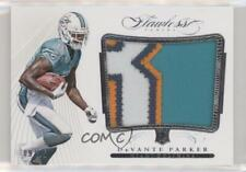 2015 Panini Flawless /25 Devante Parker #RP-DP Rookie Patch