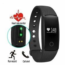 Smart Band Braccialetto Fitness Bluetooth 4.0 Very Fit Conta Passi Hearth Rate