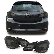 LED Rückleuchten Klarglas smoke schwarz für Opel Astra J 5 Türer 09-15