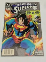 The Adventures of Superman # 526 (August 1995) Vintage DC Comics Free Shipping