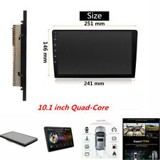 "10.1""Android 8.1 2Din Car Stereo Radio GPS Wifi OBD2 Mirror Link Player GPS Navi"