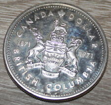 1 Kanada Dollar 1971 British Columbia 1971