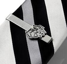 Marines Tie Clip - Tie Bar - Tie Clasp - Business Gift - Handmade - Gift Box