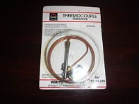NEW 36 Standard Coaxial Replacement Thermocouple, White-Rodgers, H06E-036 (T)