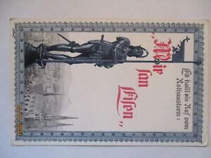 Austria Viena Wehrmann En Hierro, Es Hallt Un Ruf Por Rathausturm (69747)