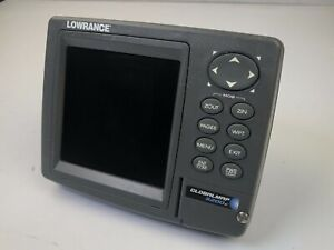 Lowrance Globalmap 5200C GPS Chartplotter/Fish Finder (head & sun cover Only )