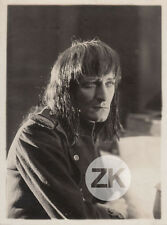 ALBERT DIEUDONNE Abel GANCE Bonaparte NAPOLEON Portrait Lipnitzki Photo 1927