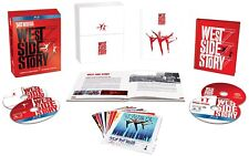 West Side Story (Blu-ray/DVD, 2011, 4-Disc Set, 50th Anniversary Edition With Bo