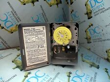 INTERMATIC T101 40 A 100-125 V 120-240 VAC 60 HZ 1 POLE 24 HR DIAL TIME SWITCH