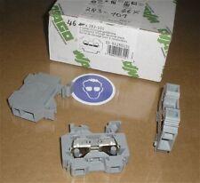 ca 50x Klemme Reihenklemme Schutzleiter PE 6mm² qmm Wago 282-607 4045454100209