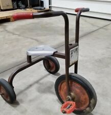 Vintage 1960's ANGELES TRIKE Tricycle antique bike. Works perfectly !