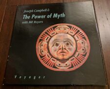Laserdisc {P} * The Power of Myth * Joseph Campbell Bill Moyers George Lucas
