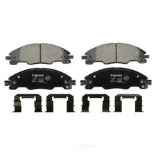 Disc Brake Pad Set-Premium Grade Ceramic Disc Brake Pad Front fits 2008 Focus