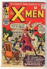 Marvel Comics VG- X MEN  # 2  1964 THE VANISHER