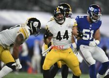 DEREK WATT PITTSBURGH STEELERS FIRST GAME VS GIANTS 9/14/20 COLOR 8X10