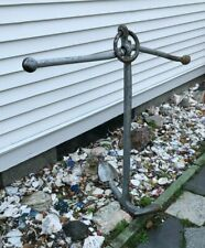 Large Ship Anchor,Cast Steel Nautical - Landscaping - Pick Up N Boston Area