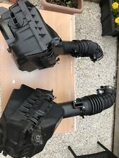 Nissan 370Z Stock Air Intakes - Good Condition - Complete Parts Including Clamps