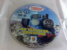 Thomas The Tank Engine & Friends On Track For Adventure DVD R2 PAL - DISC ONLY