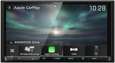 Kenwood DMX8019DAB Mediaceiver 2-Din with DAB+ BT / Wireless Carplay/Android