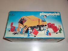Playmobil Klicky 3470 Müllabfuhr Müllauto Stadtreinigung 70er 80er Jahre OVP