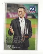 2019 Topps 150 Years of Professional Baseball Insert Singles - You Choose