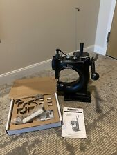 """TIPPMANN """"BOSS"""" LEATHER SEWING MACHINE. MODEL HS ATTACHMENTS"""